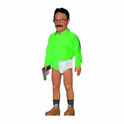 Bad Breaking Underwear Walter Talking Figure Inch