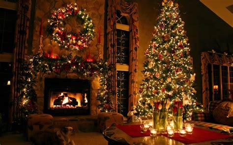 wallpaper gambar pohon natal seputar semarang