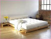 japanese style bed frame Japanese Style Bed Frame — Incredible Homes : Build Japanese Style Bed