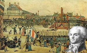 On This Day In History: Maximilien Robespierre Sent To The ...
