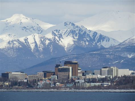anchorage downtown downtown anchorage