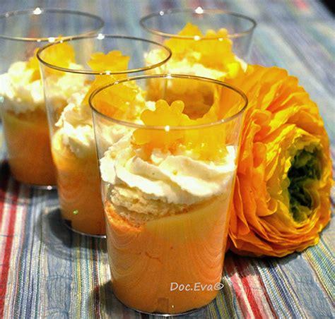 eierlikoer desserts verrine  lorange von doceva