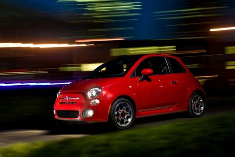 Fiat 500 Per Gallon by Official 2012 Fiat 500 Fuel Economy Numbers Fall Of