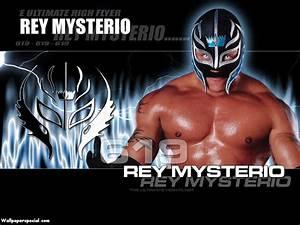 Sports Stars: Wwe Rey Mysterio
