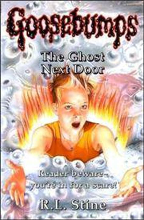 the ghost next door goosebumps the ghost next door by stine r l
