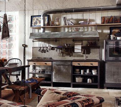 Industrie Look Küche by Rustic Industrial Style Search Industrial