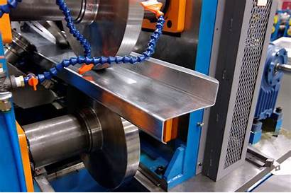 Machines Rollforming Steel Samco Machinery Rolling Components