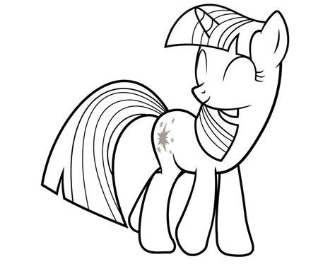 free coloring pages to print twilight sparkle coloring pages to and print for free