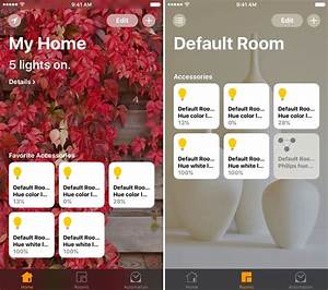 iOS 10: How to use the new Home app to control HomeKit ...