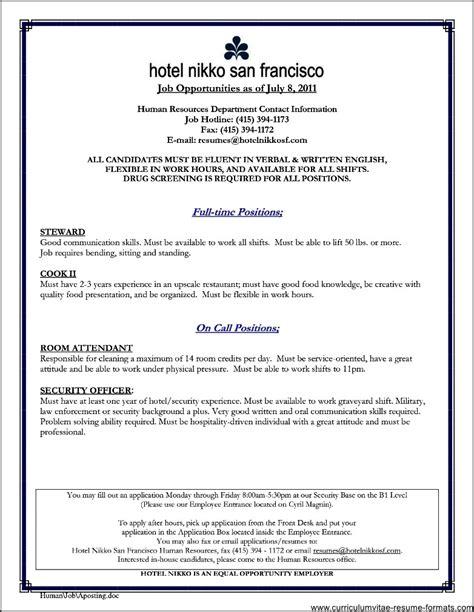 professional resume pdf 28 images curriculum vitae