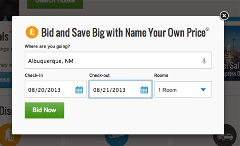 bid hotel room getting the best hotel room deals with priceline