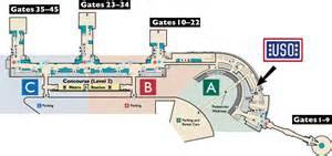 USO Lounge Metropolitan Washington Airports Authority