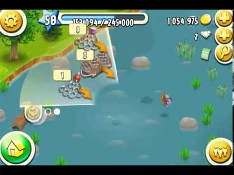 Hay Day Fishing Boat Repair Cost by Hay Day Fishing Area Lobster Tails Net Fishing Youtube
