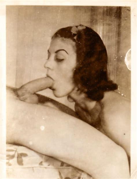 Vintage Blowjob Porn Pictures Pic Of