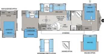 2 bedroom travel trailer floor plans floor matttroy