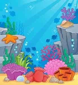 Underwater ocean clipart - Clipground
