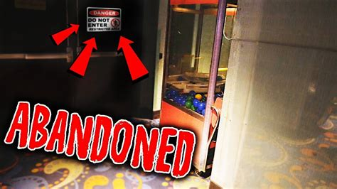 Found An Abandoned Arcade At Hotel In Las Vegas Nv