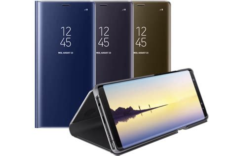 quot official quot samsung galaxy note 9 cases now available for pre order