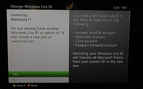 Guide How To Get A New Live Id And Keep All Your Windows
