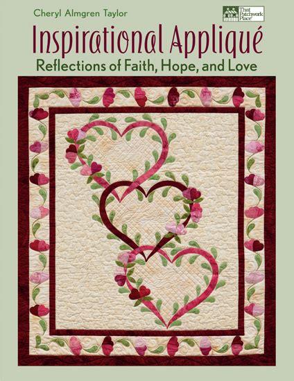patchwork applique martingale inspirational applique