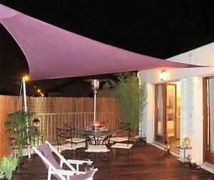 les abris de terrasse cote jardin With bache tendue pour terrasse