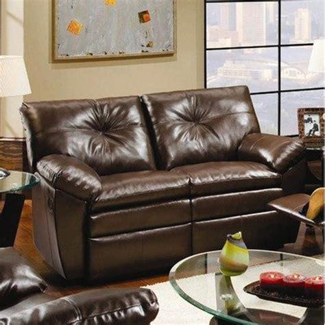 sebring coffeebean sofa loveseat simmons upholstery sebring bonded leather loveseat in