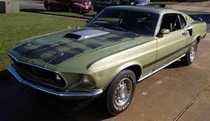True Survivor: 1969 Ford Mustang Mach 1