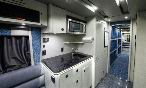 brandy entertainer coach  bunk single   bus