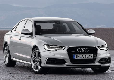 Audi A6 Picture by Most Wanted Cars Audi A6 2013