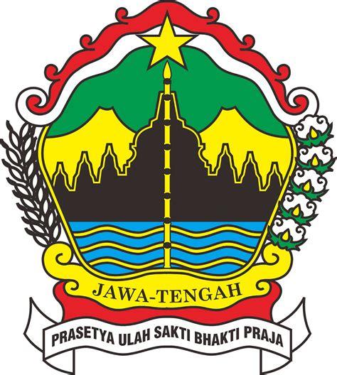 logo jawa tengah png gambar png