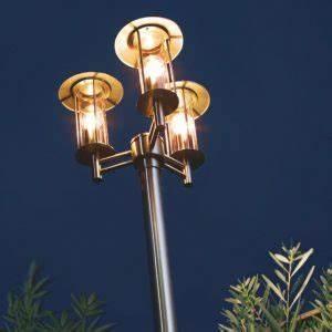 Lampadaire Exterieur Terrasse : beau lampadaire terrasse exterieur inox 0 design et inventivit233 avec les lampadaires ~ Teatrodelosmanantiales.com Idées de Décoration