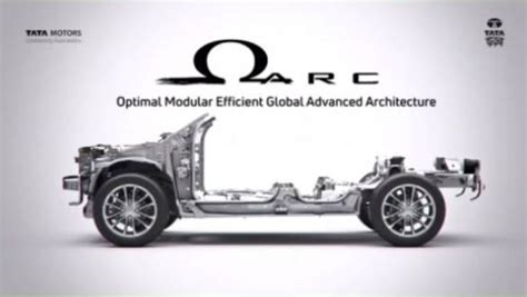 Tata Harrier Suv's Omegaarc Architecture Explained In New
