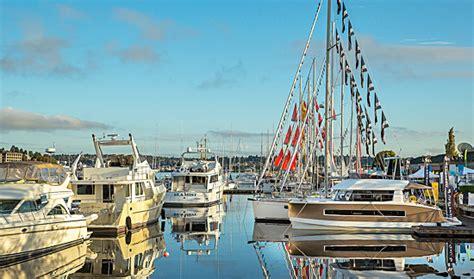 Seattle Boat Show Boats by Lake Union Boats Afloat Show Seattle Washington