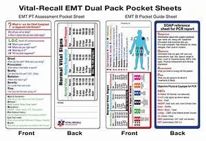 Emt Dual Pocket Guide Cards