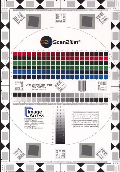 sma model scan master  sample ia sn  test target