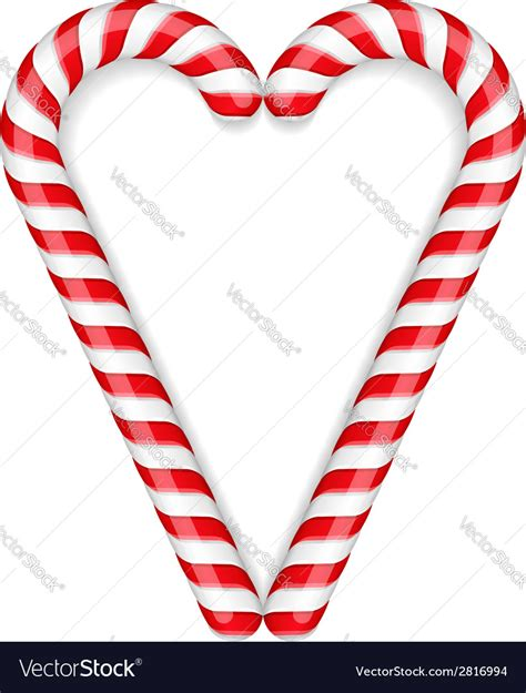 Here you can explore hq candy cane transparent illustrations, icons and clipart with filter setting like size, type, color etc. Candy Canes Heart Royalty Free Vector Image - VectorStock