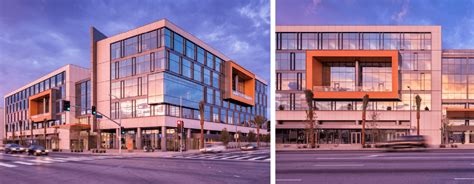 The Best Large Commercial Architects In Los Angeles Los