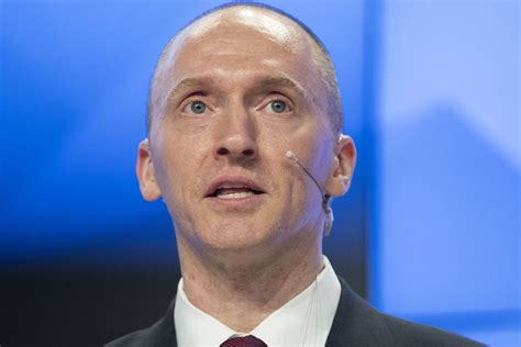 trump campaign associate carter page revealed  target