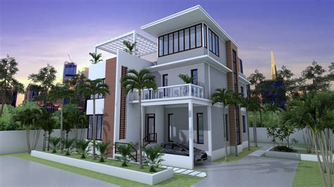4 story house plans sketchup home plan 12x14m 3 story house with 4 bedrooms