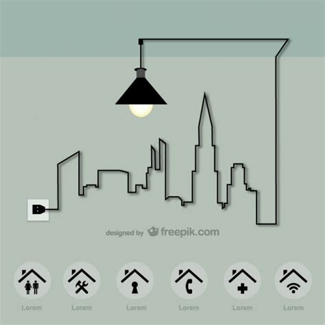 Vectors Of Architecture & Buildings  Free Vector Graphics