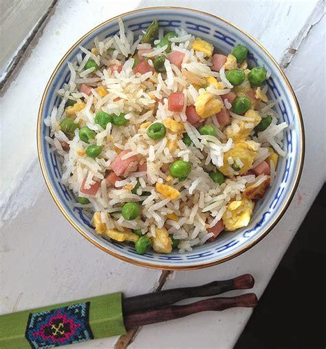 comment cuisiner les galettes de riz ricetta riso alla cantonese