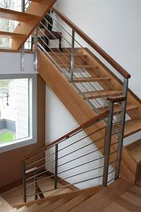 Metal And Woods : eb stainless rail interior railings railings product ~ Melissatoandfro.com Idées de Décoration