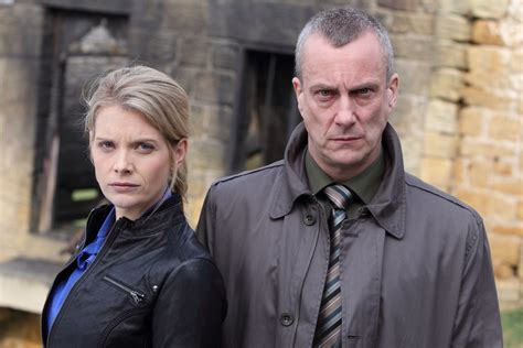 DCI Banks: Season Five Renewal for ITV Crime Drama - canceled TV shows - TV Series Finale