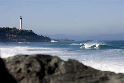 anglet 11 surf spots in 4 5 kilometers