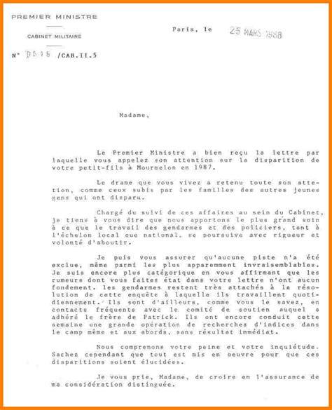 5 lettre de motivation arm 233 e lettre officielle