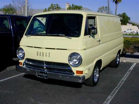 Dodge A100 by Dodge A100 Vans