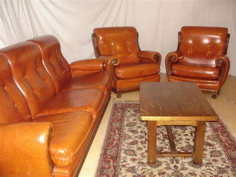 canape cuir bois canape cuir et table basse clasf