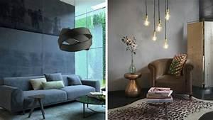 Luminaire Salon Design : 6 id es d co pour un salon design ~ Teatrodelosmanantiales.com Idées de Décoration