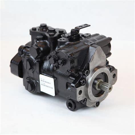 Hydraulic Pump Repair Service - Sauer-Danfoss Hydraulic ...