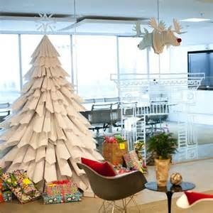unusual homemade christmas trees furnish burnish